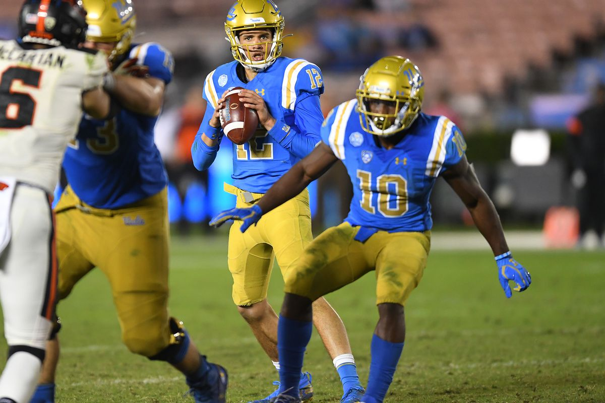 Pregame Guesses: UCLA Bruins Football at Stanford Cardinal