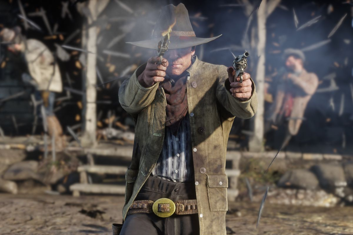 Red Dead Redemption 2 guide to guns - Polygon