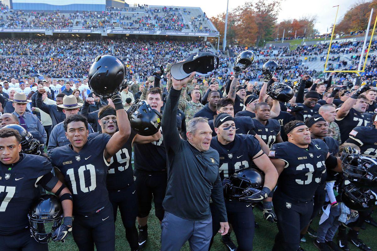 NCAA Football: Air Force at Army