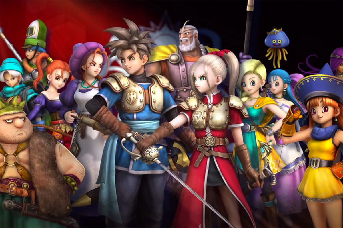 Dragon Quest Heroes 2 coming to PS3, PS4 and PS Vita - Polygon