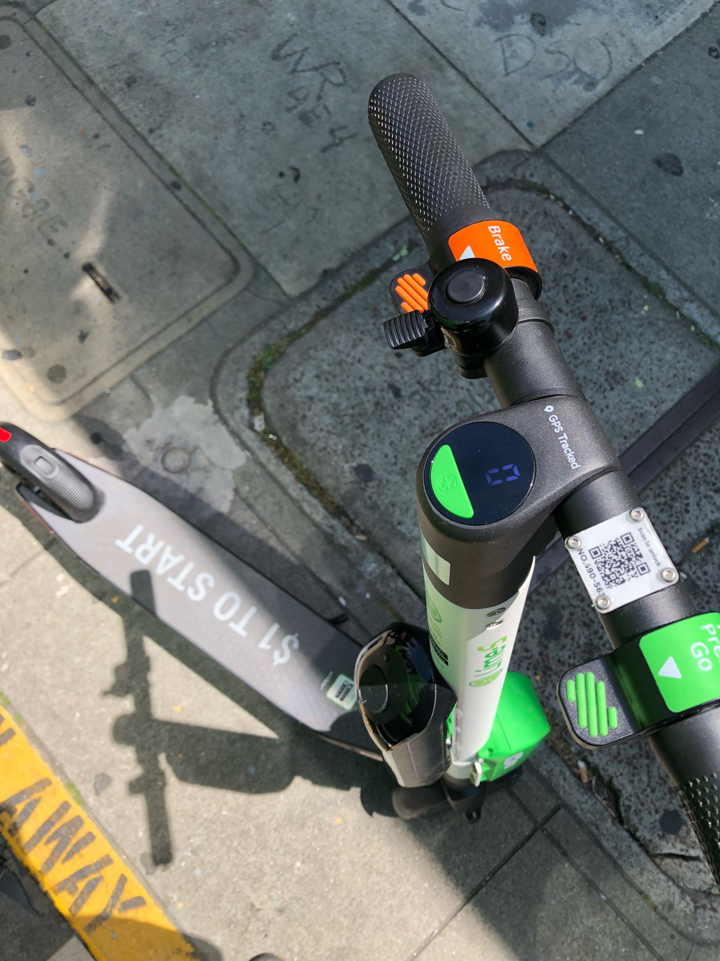 Inside how a scooter-sharing startup navigates San Francisco ... on