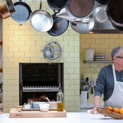Schwartz might be busy running his restaurant empire, but says he still has the chance to cook at home 3-4 times a week.