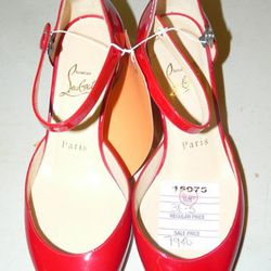 Red Louboutins, $79