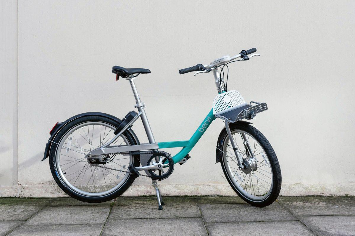 British-based bike share Beryl is coming to Staten Island.