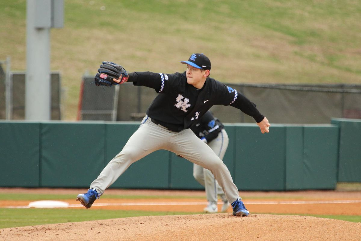 Zack Thompson drafted by St  Louis Cardinals - A Sea Of Blue