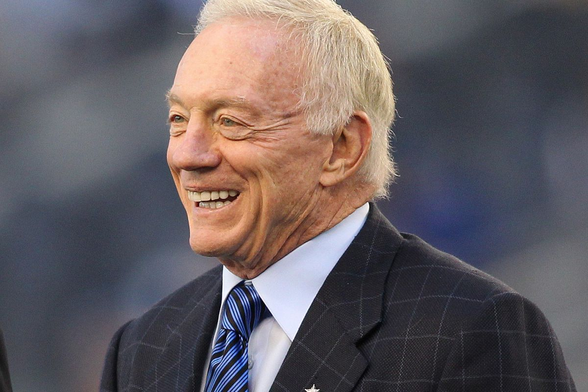 Jerry Jones can't be happy about his team's draft board leaking out.
