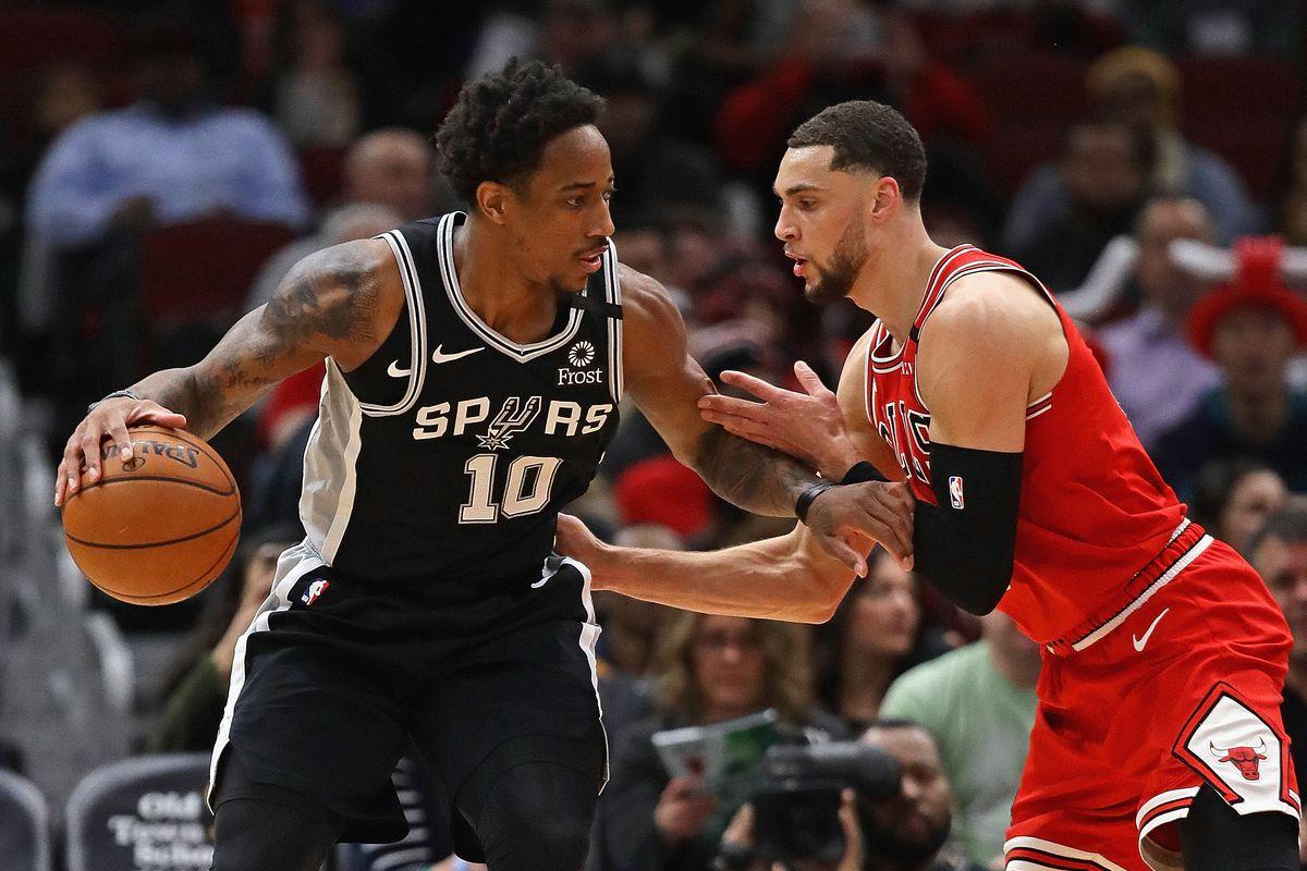 San Antonio Spurs v Chicago Bulls
