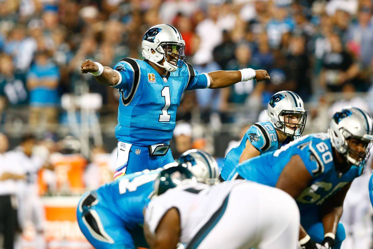 Cam Newton is who he is and we need to accept that Cat Scratch