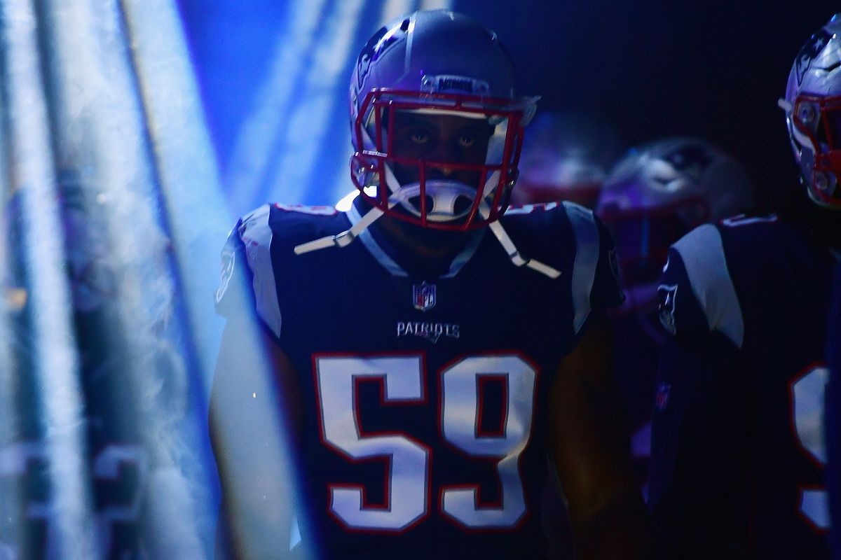445e075ce0e0 Patriots 2019 free agency profile  Special teamer Albert McClellan might be  an under-the-radar priority for New England
