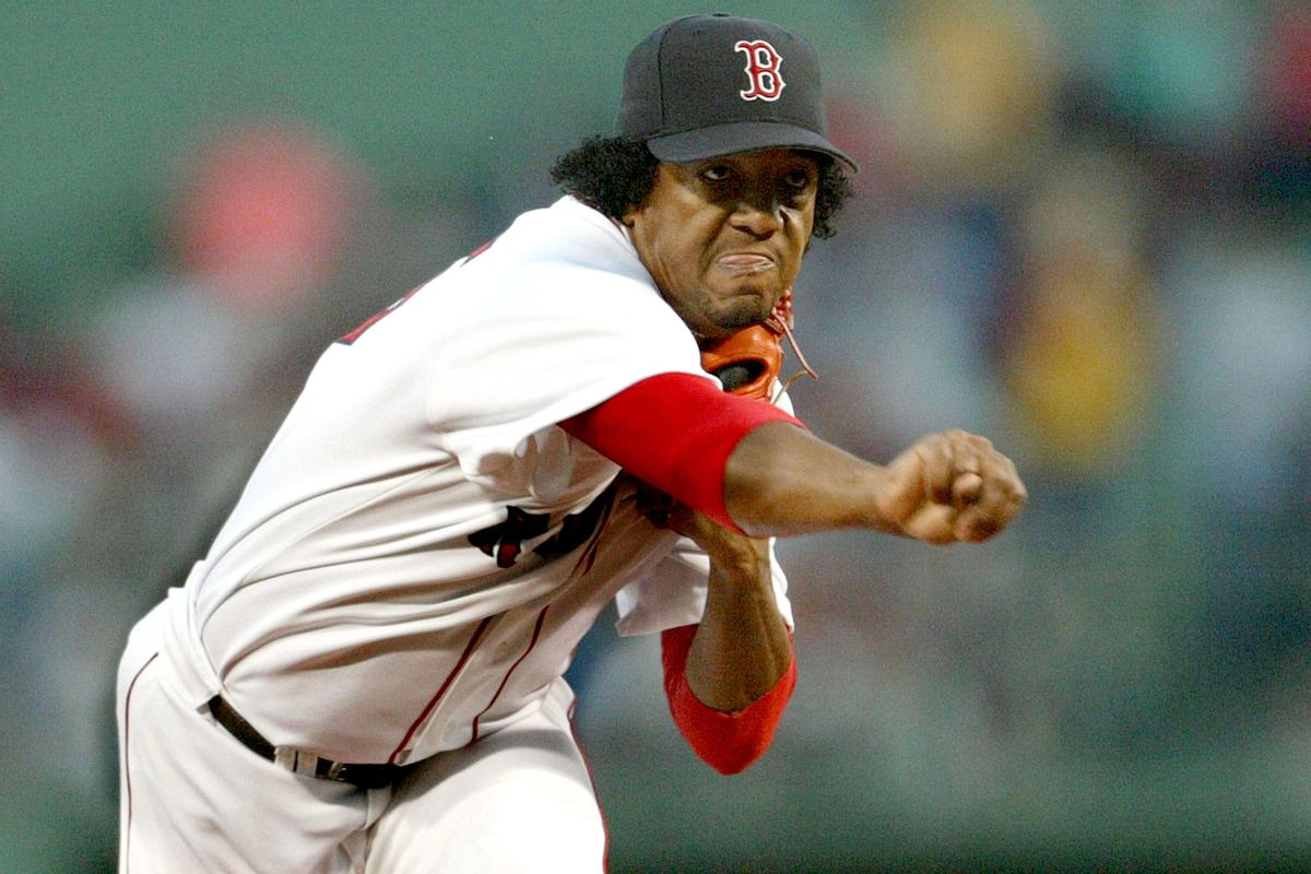 Pedro Martinez will be inducted into the Hall of Fame July 26 along with three others