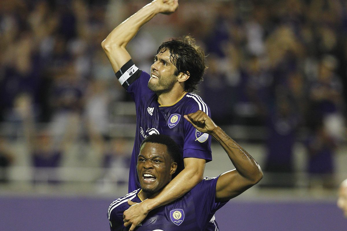 The two faces of Orlando City. One we expected, and one we didn't.