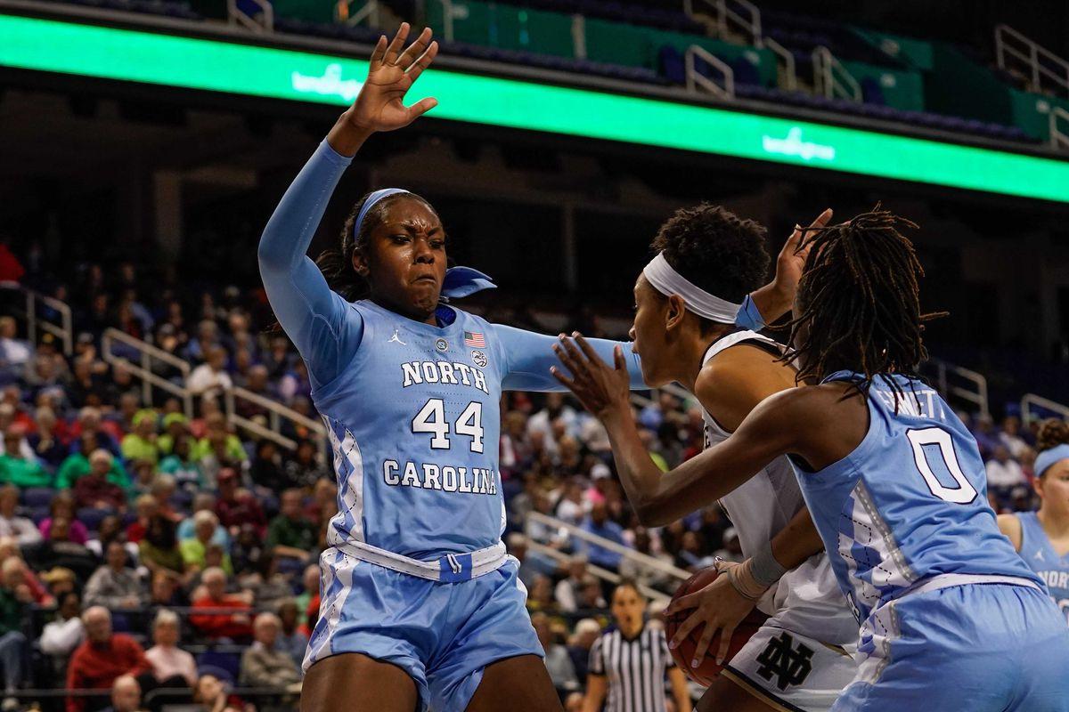 NCAA Womens Basketball: Atlantic Coast Conference Tournament - Notre Dame vs UNC