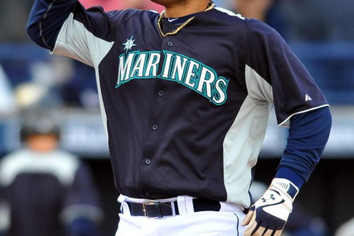 Jesus Montero has had a disappointing rookie season, but he can still be very productive if used correctly. Mandatory Credit: Christopher Hanewinckel-US PRESSWIRE
