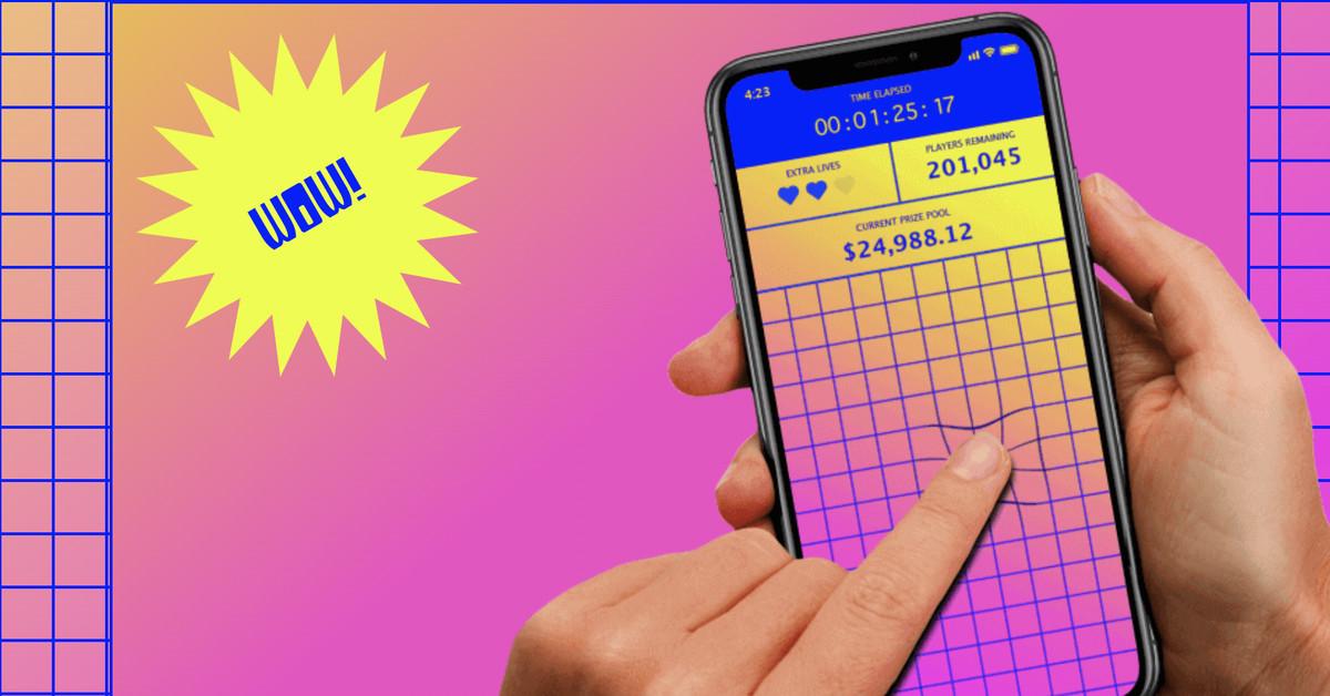 MrBeast kết thúc cuộc thi Finger on App bằng cách yêu cầu người chơi dừng lại