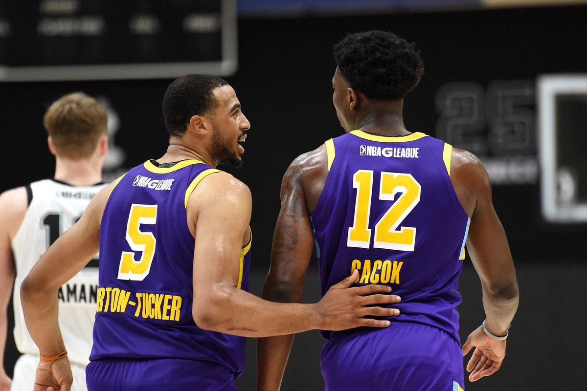 Austin Spurs v South Bay Lakers