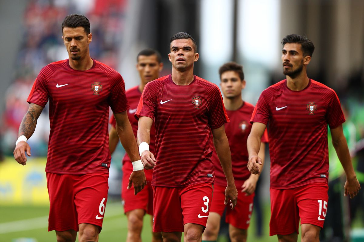 Ronaldo & Portugal Frustrated By Mexico