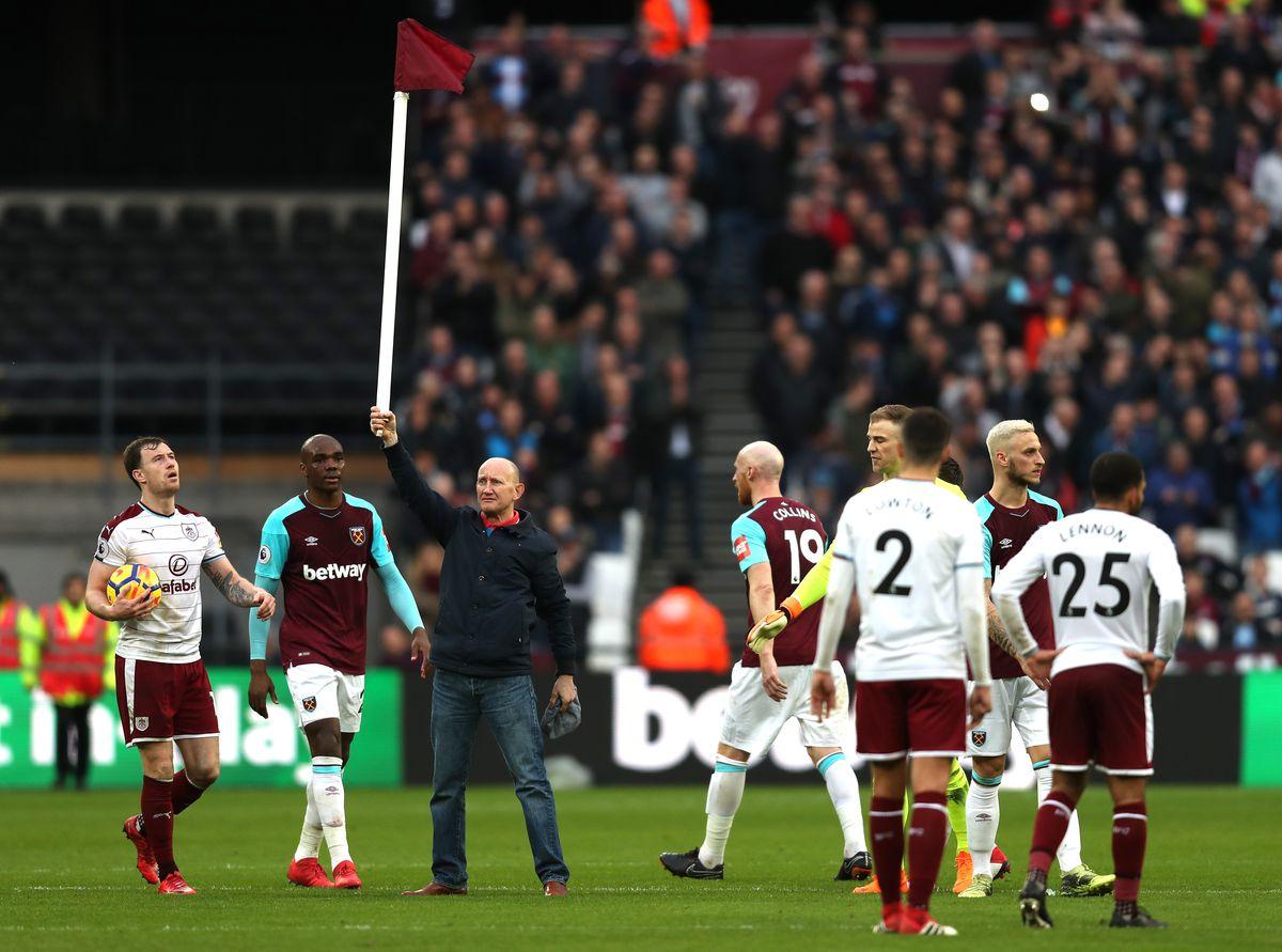 West Ham United v Burnley - Premier League