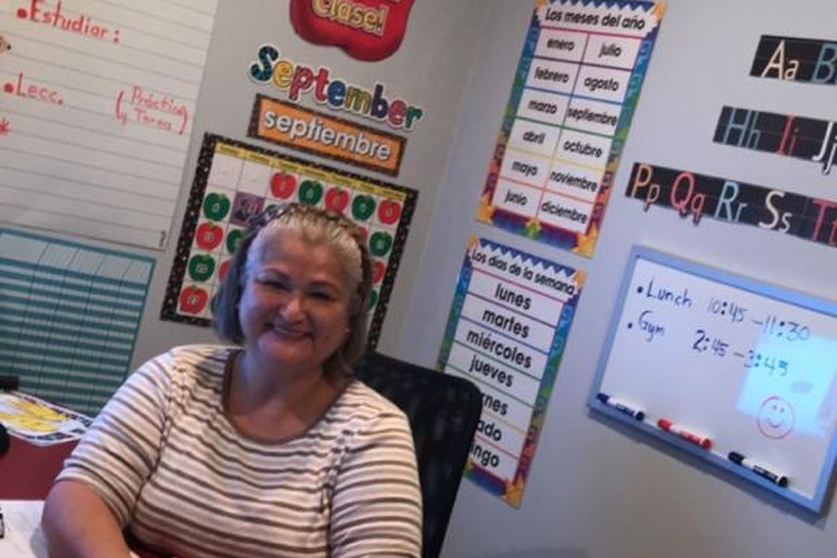 Olga Quiroga was in her 30th year working at Chicago Public Schools, most recently as a bilingual teacher at Funston Elementary.