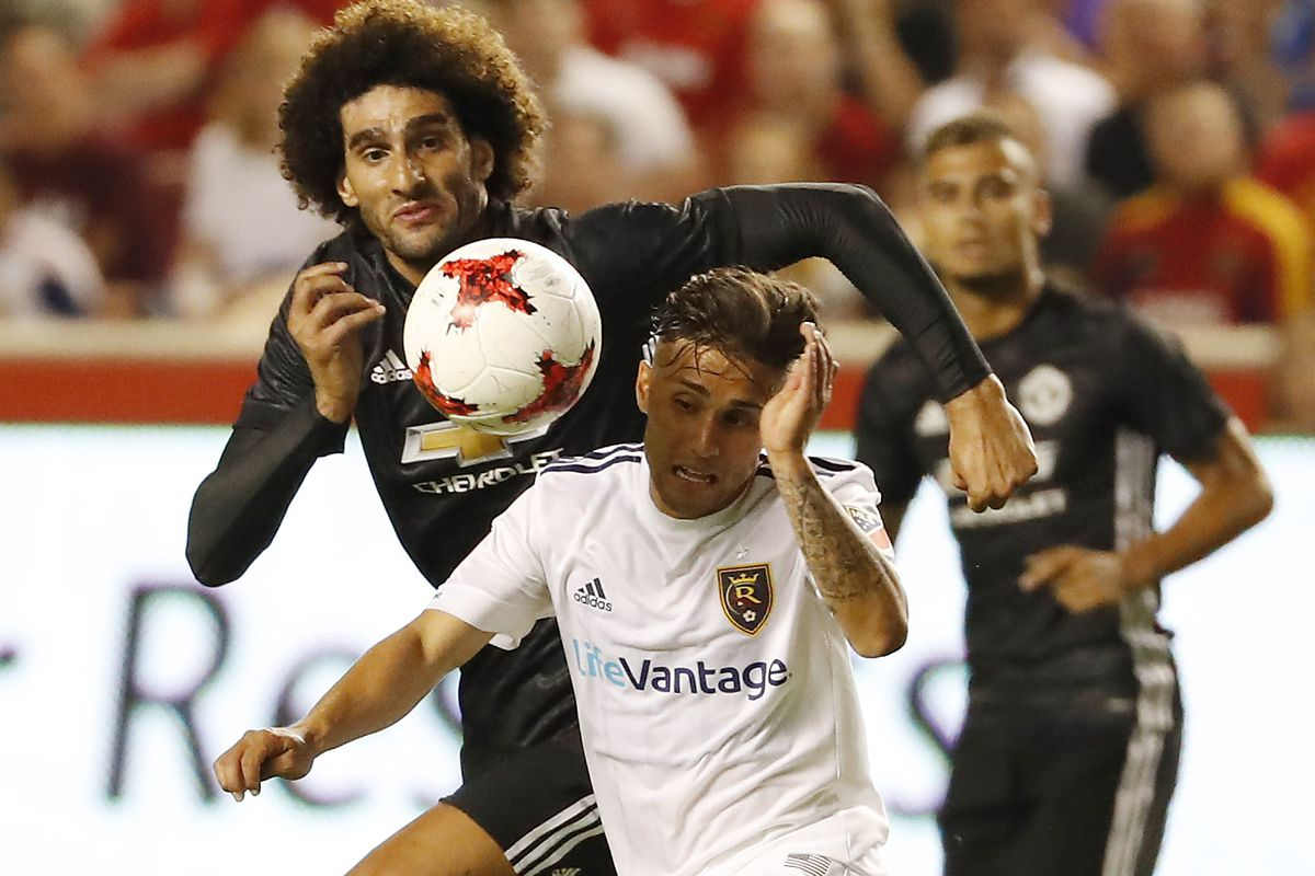 Soccer: Manchester United at Real Salt Lake