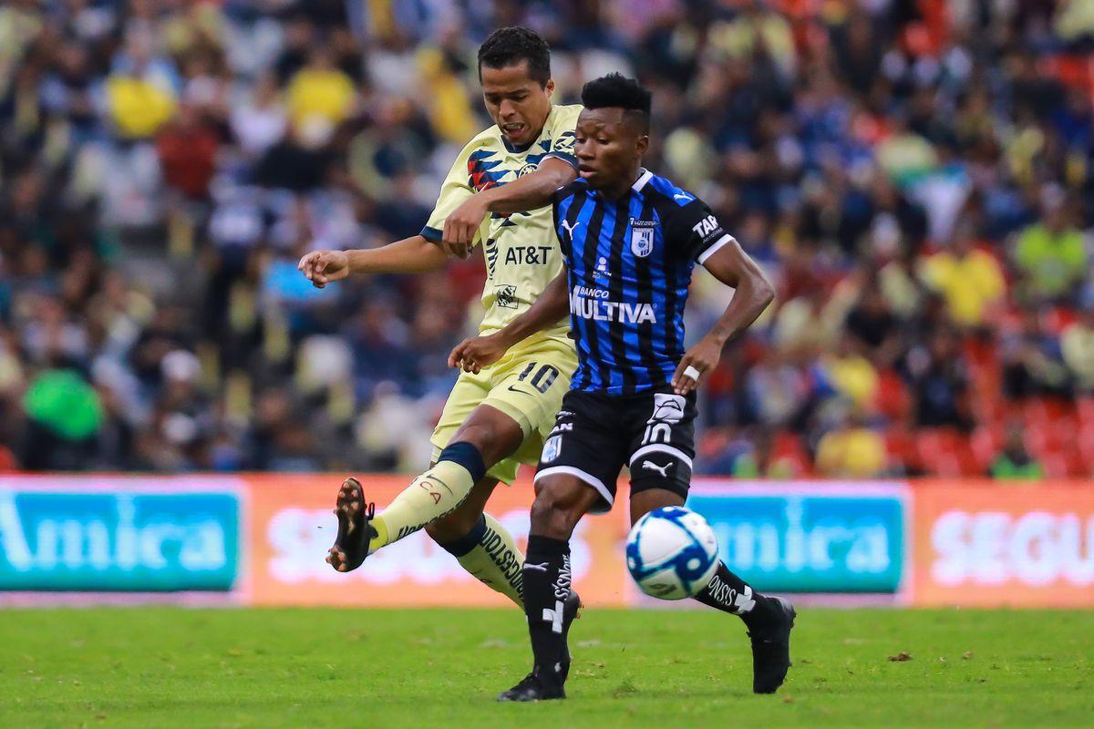 America v Queretaro - Torneo Apertura 2019 Liga MX