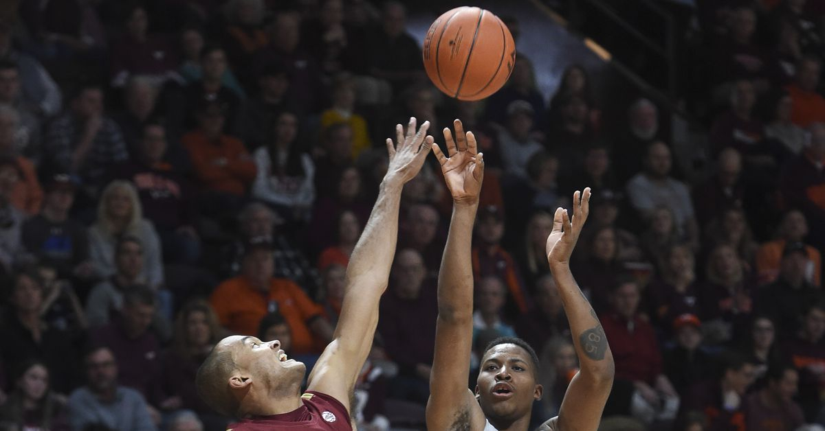 Men's Basketball Game Thread: Boston College Eagles at the Virginia Cavaliers