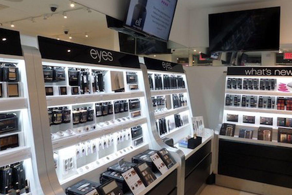 "Image via <a href=""http://www.wwd.com/beauty-industry-news/retailing/critical-mass-elf-cosmetics-opens-2nd-unit-7637851"">WWD</a>"