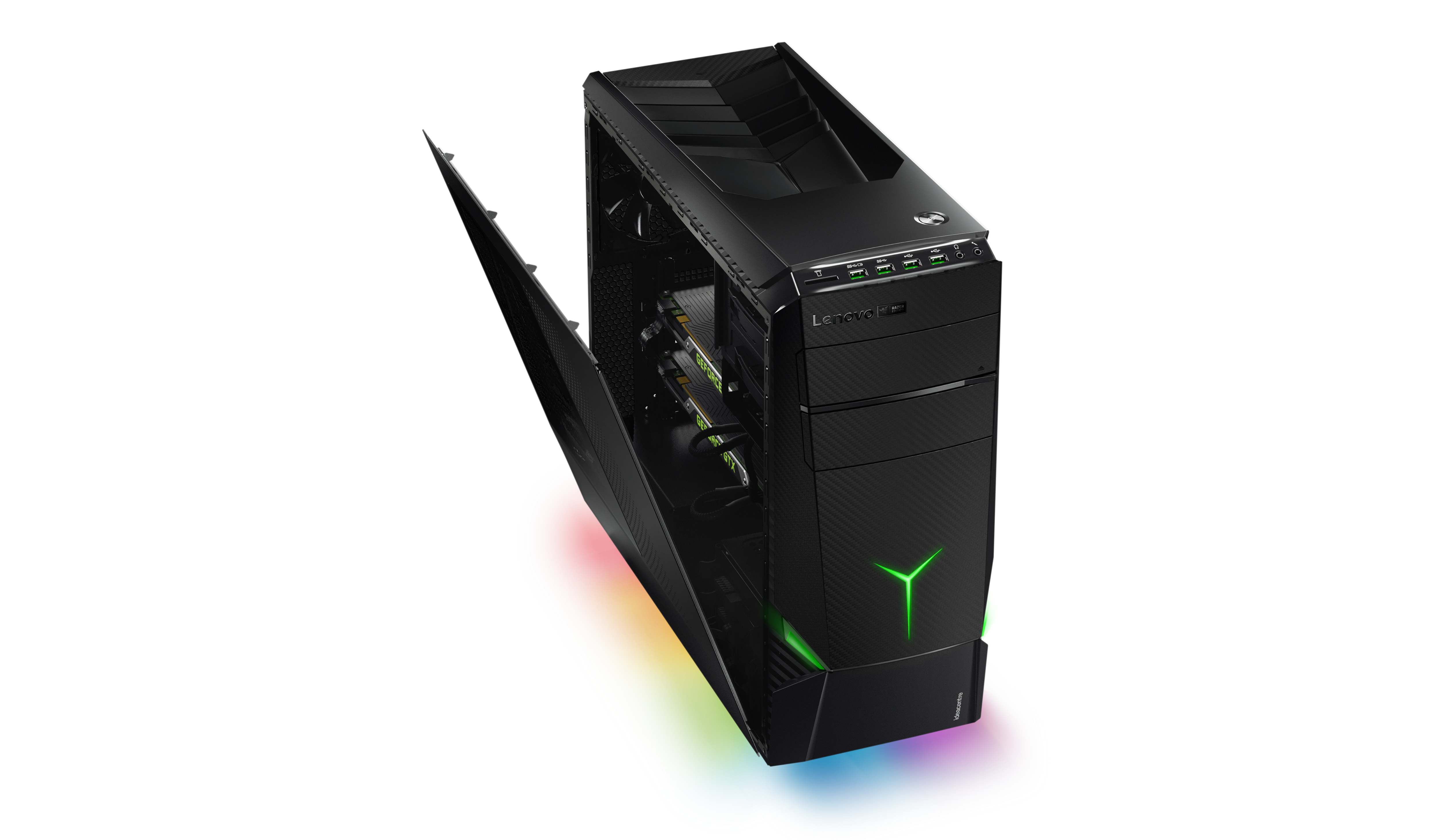 lenovo and razer unite to build a new range of gaming pcs. Black Bedroom Furniture Sets. Home Design Ideas
