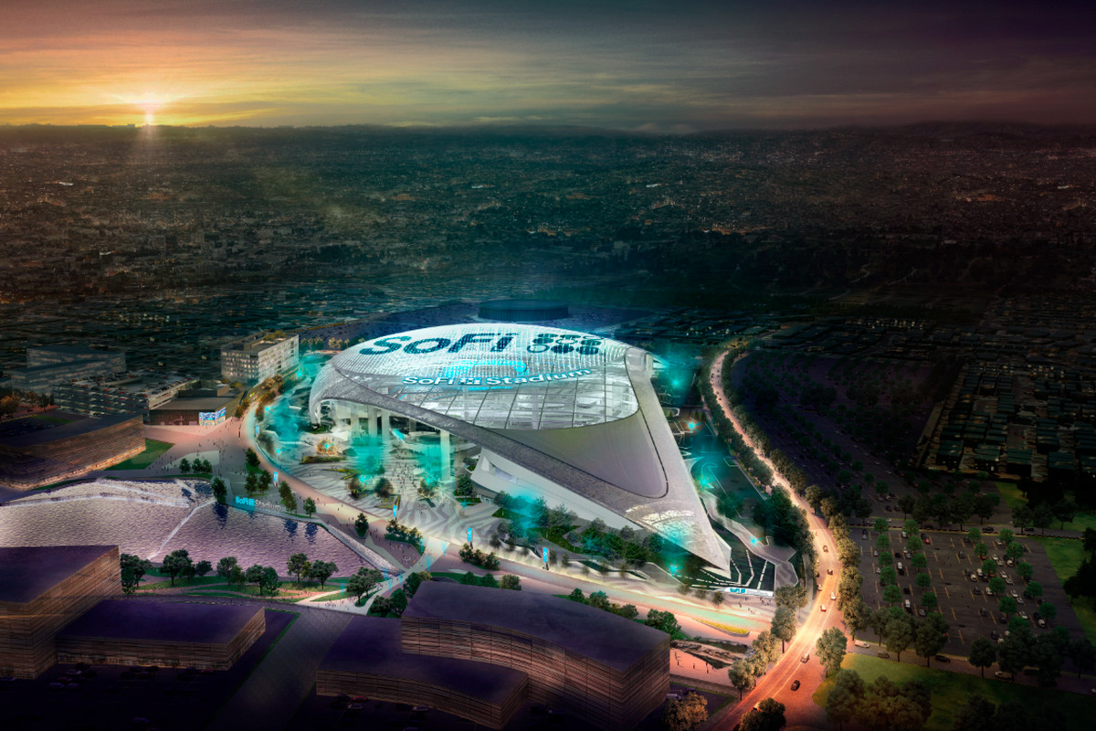 Inglewood S Nfl Stadium Named Sofi Stadium Curbed La