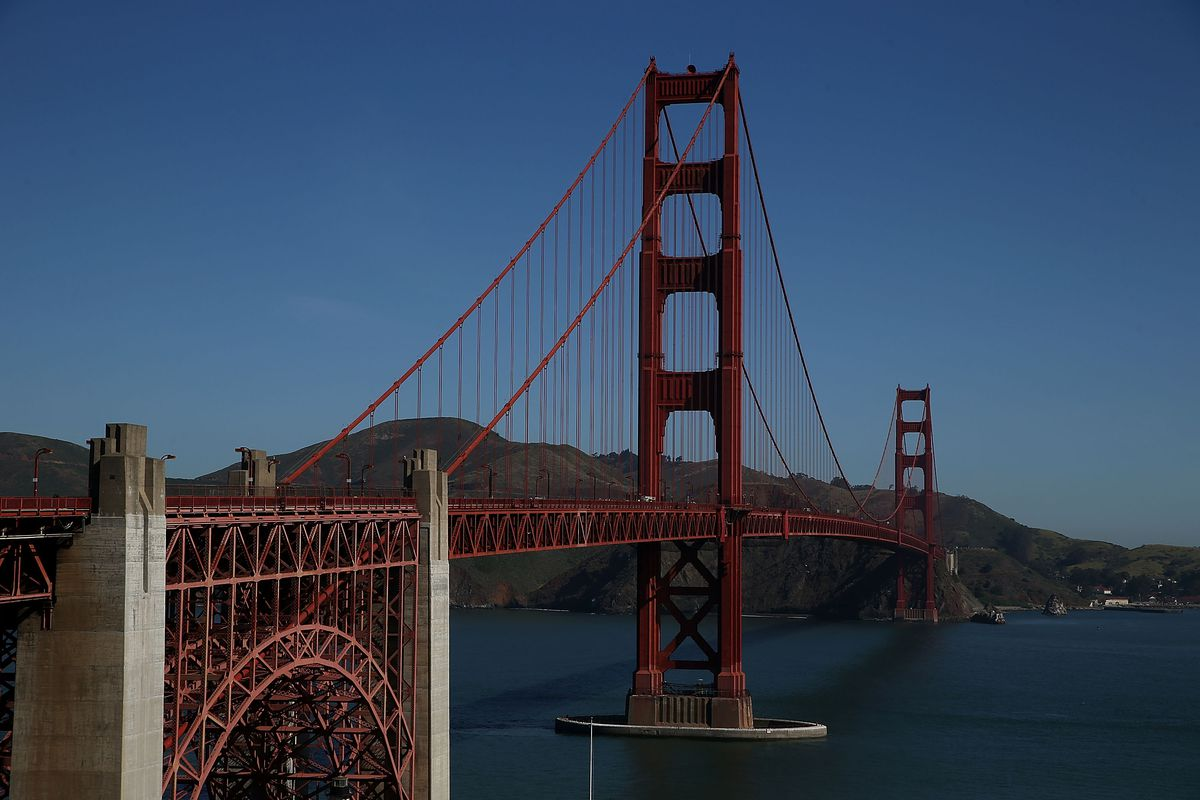 Golden Gate Transportation District Requests New Rules Limiting Drones Near The Iconic Bridge