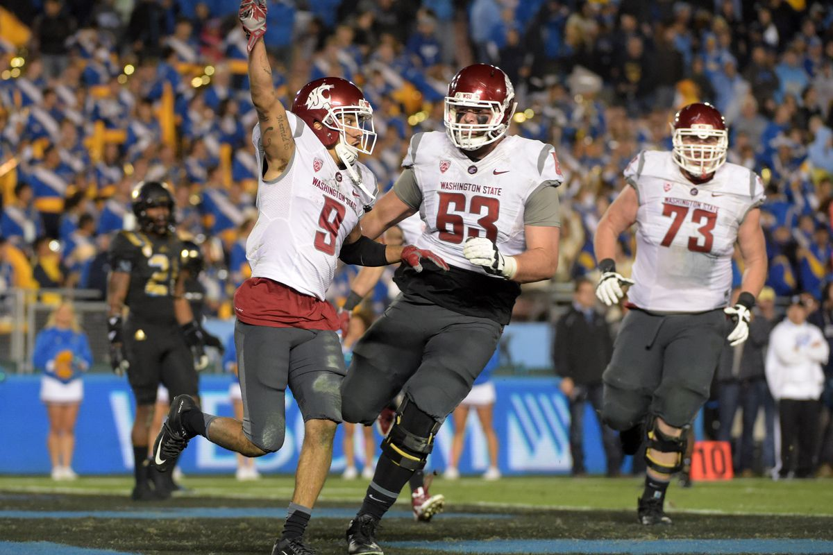 NCAA Football: Washington State at UCLA