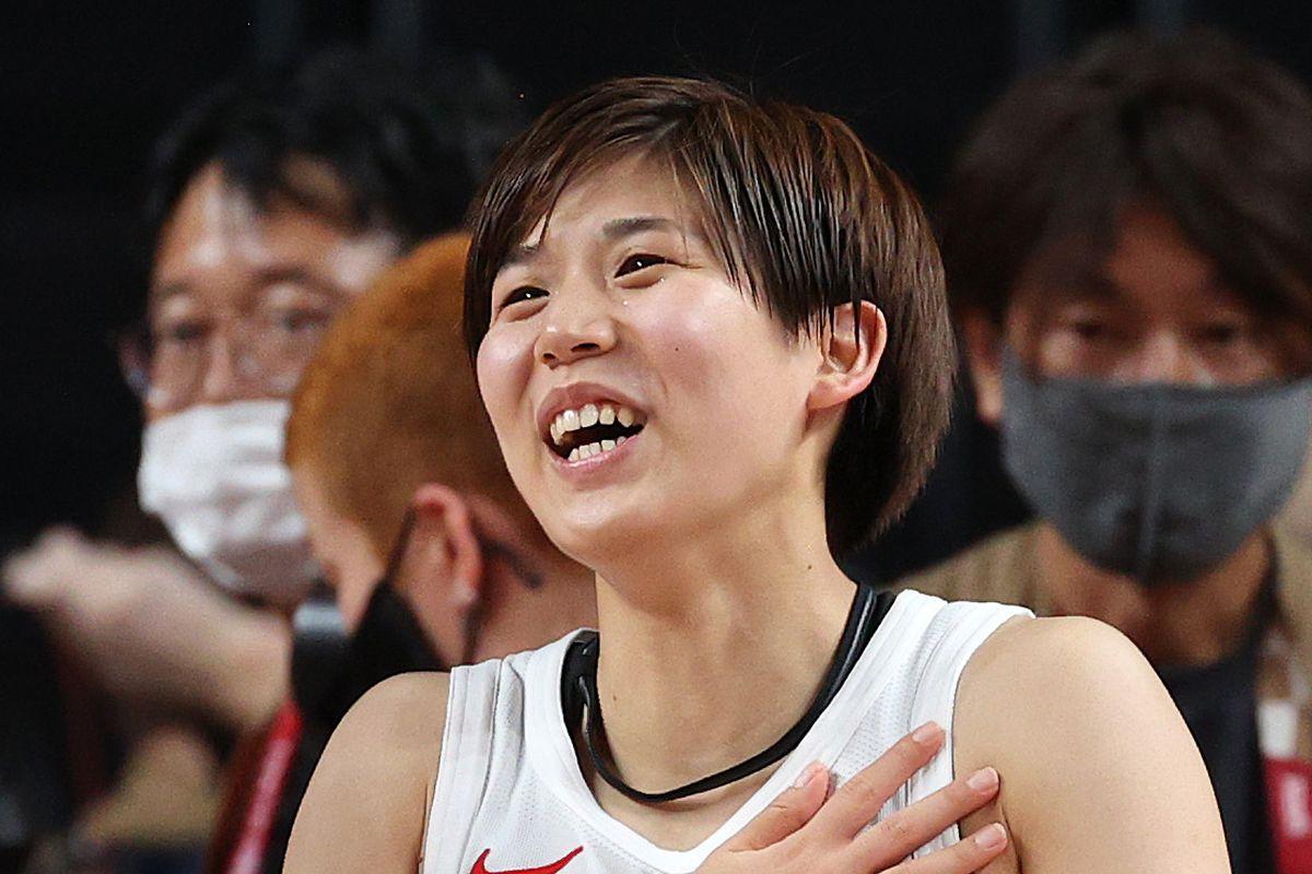Japan v France Women's Basketball - Olympics: Day 14