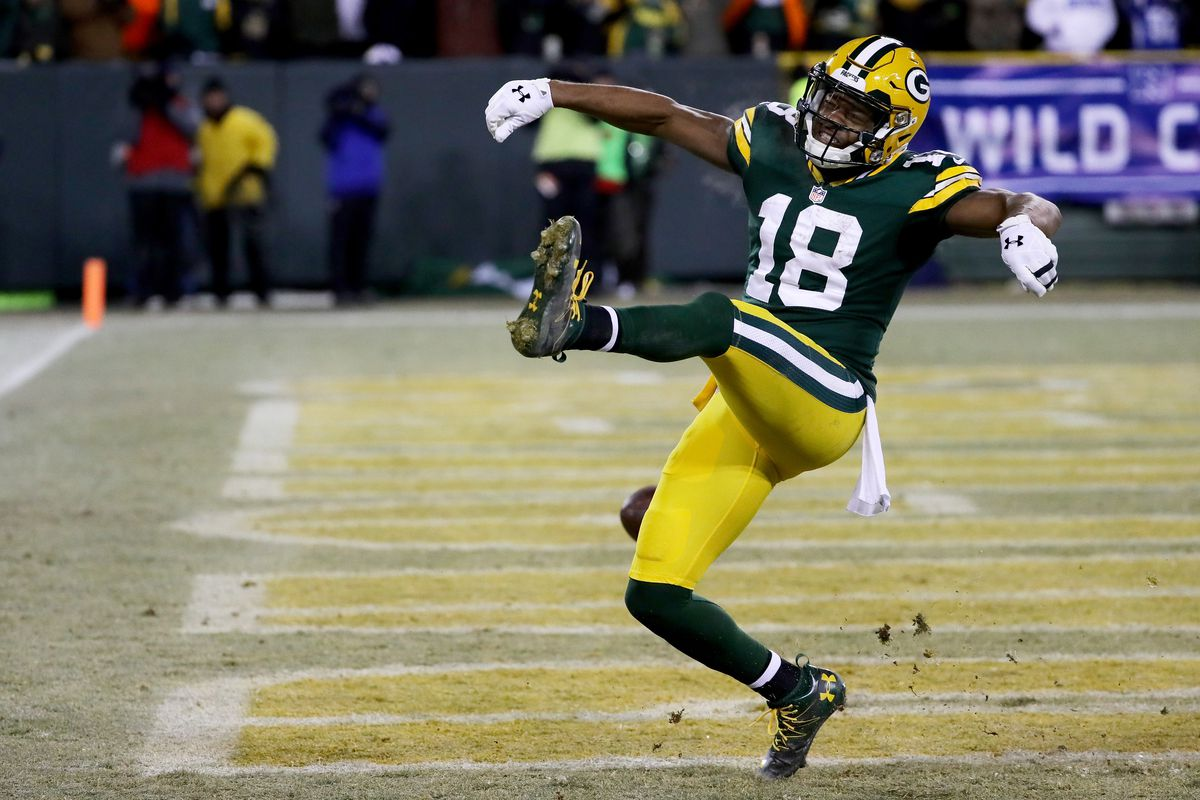 Giants Packers Final Score Green Bay Kicks New York Out Of Playoffs 38 13 Big Blue View