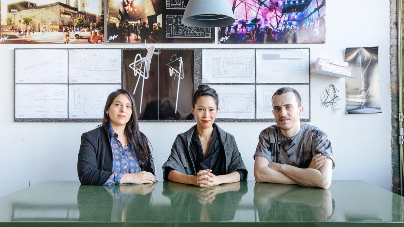 Brooklyn s bureau v merges architecture with fashion music art