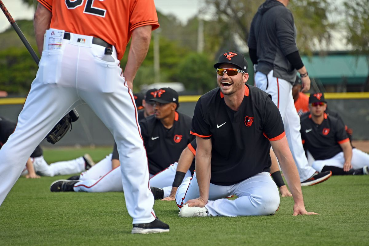 Orioles announce first wave of summer camp roster with 44 players, place Trey Mancini on 60-day injured list