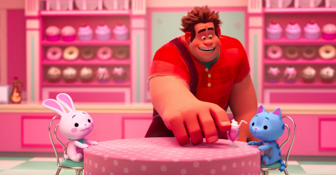 Best Lines From Wreck It Ralph 2: Wreck-It Ralph 2 Teaser Trailer Nods At The Best Parts Of
