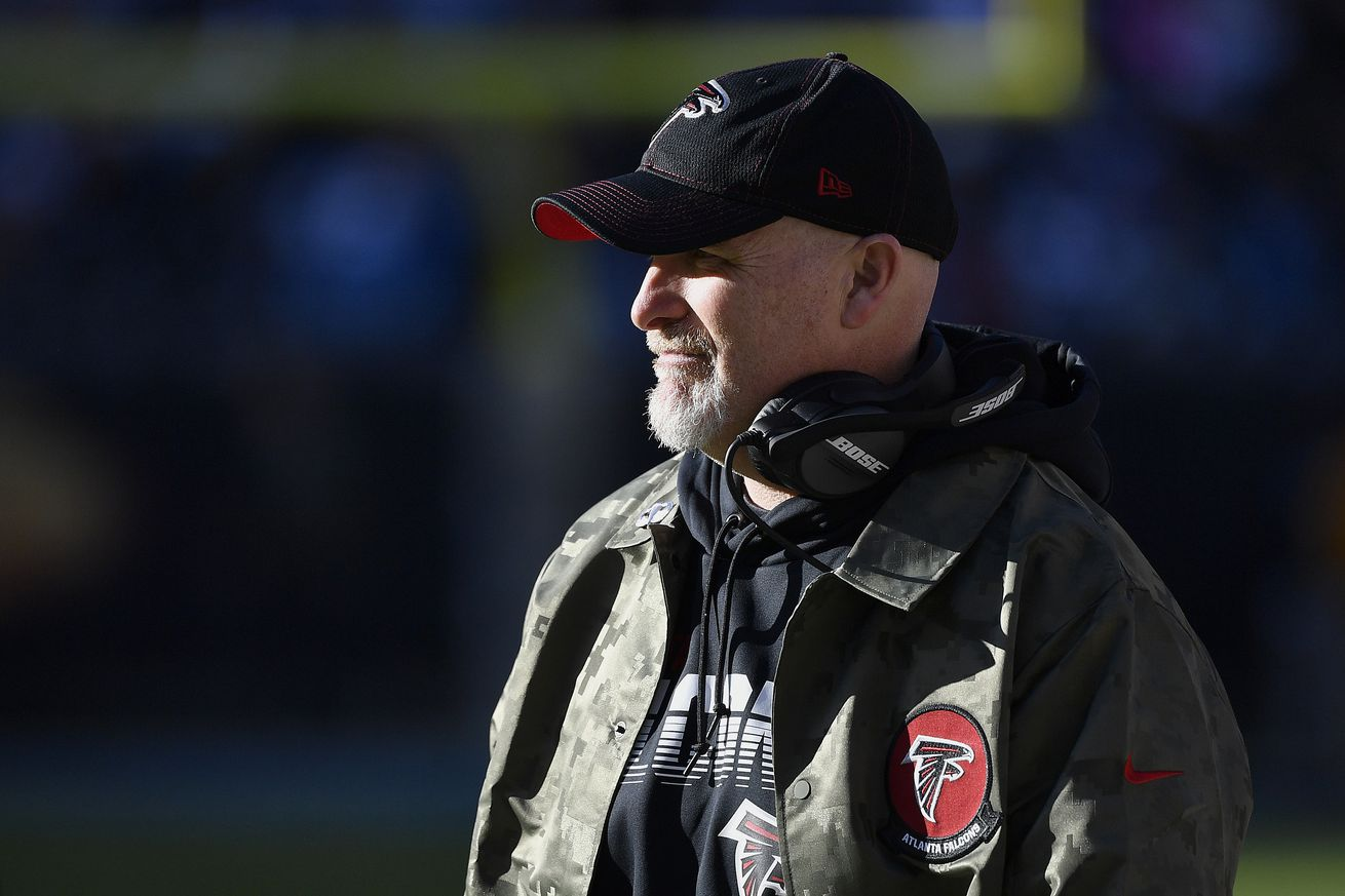 Panthers at Falcons: 5 questions with the Falcoholic