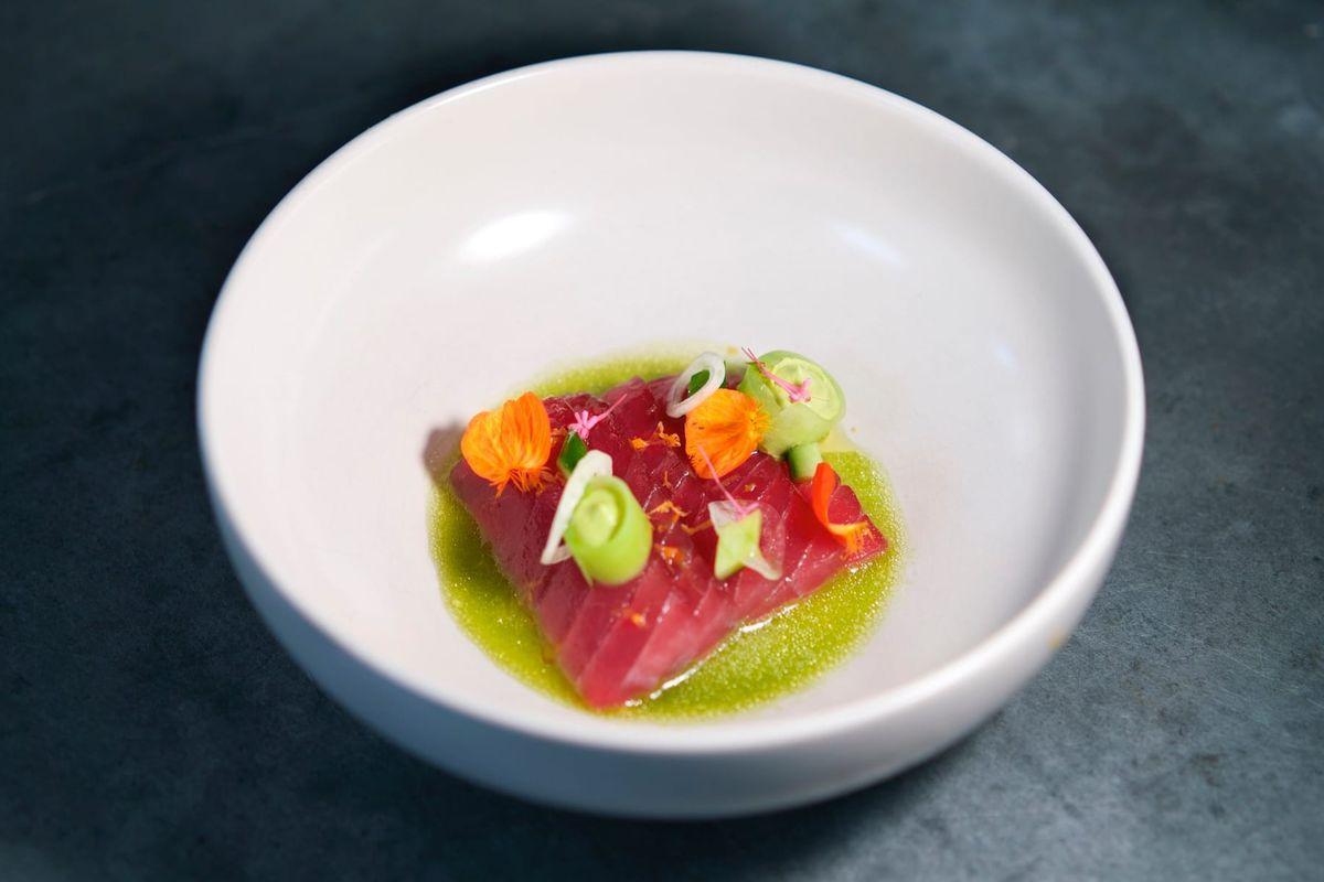 Fish dish from Marlena