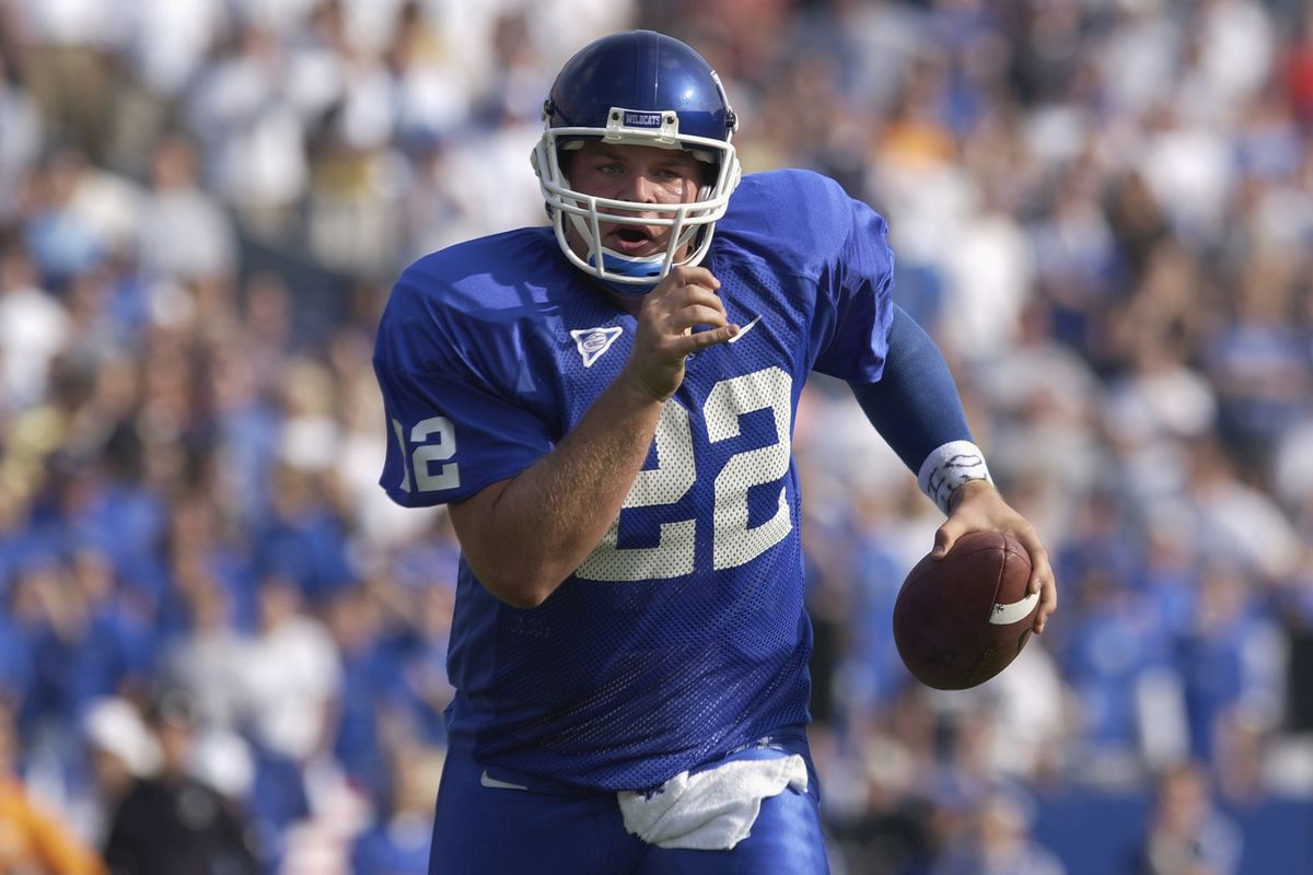 Jared Lorenzen: My All-Time Favorite Kentucky Football QB ...