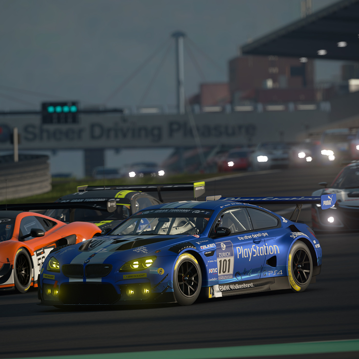 Gran Turismo Sport is basically an always-online game - Polygon