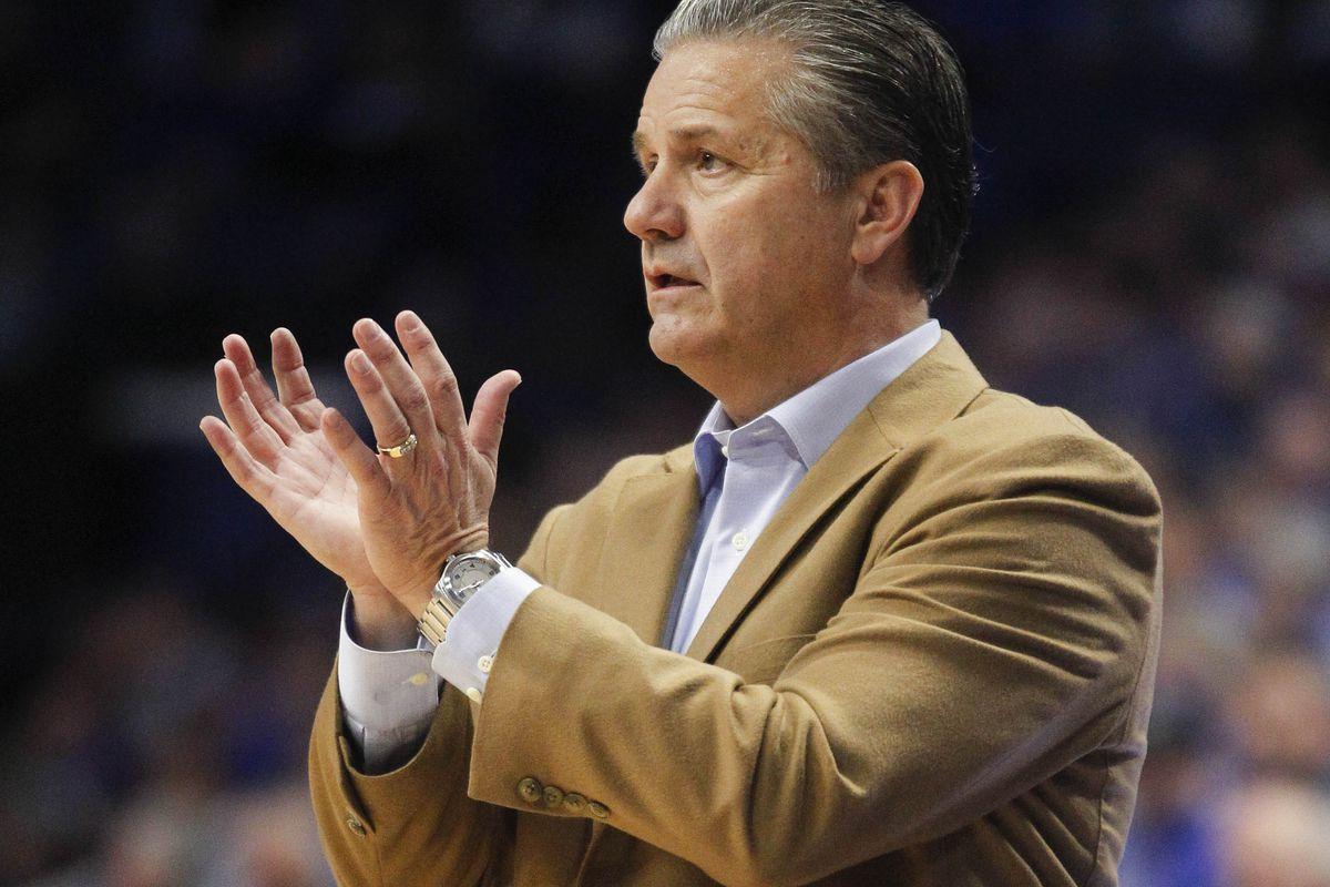NCAA Basketball: Monmouth-NJ at Kentucky
