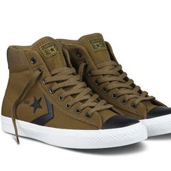 Converse x Undefeated Star Player Hi ($80)