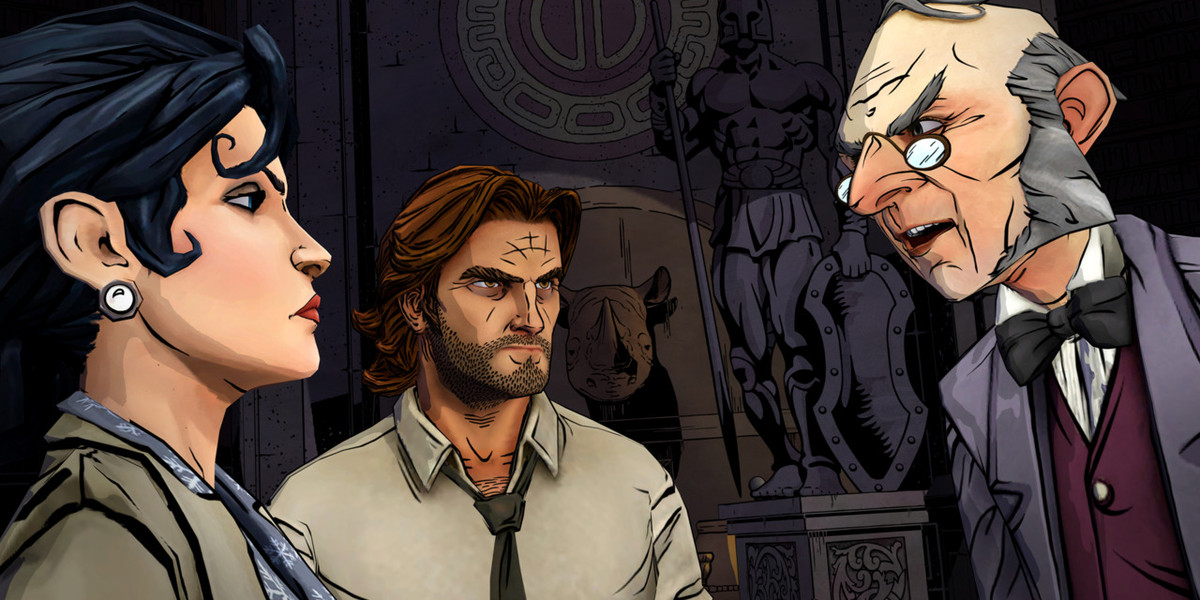 The Wolf Among Us 2 back in development at Telltale
