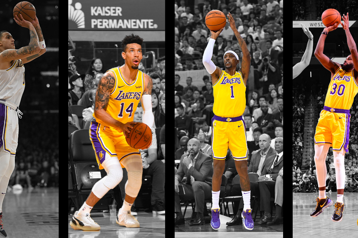 Laker Film Room: How the Lakers can help their shooters get open by beating top locks