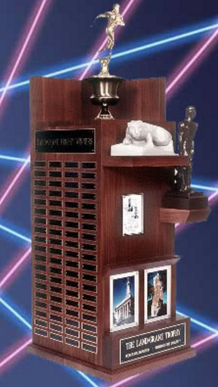 land grant trophy lasers