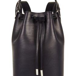 Iris & Ink Camden leather backpack, $59
