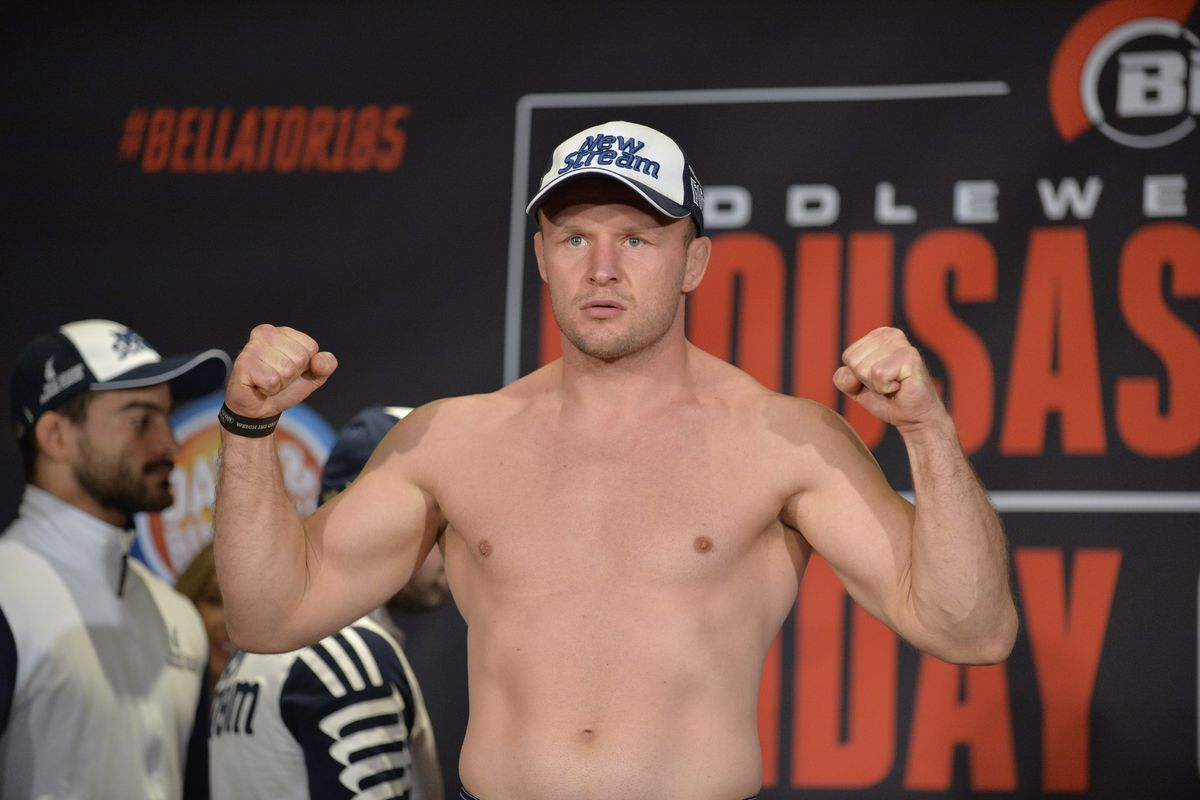 MMA: OCT 19 Bellator 185 - Weigh-In