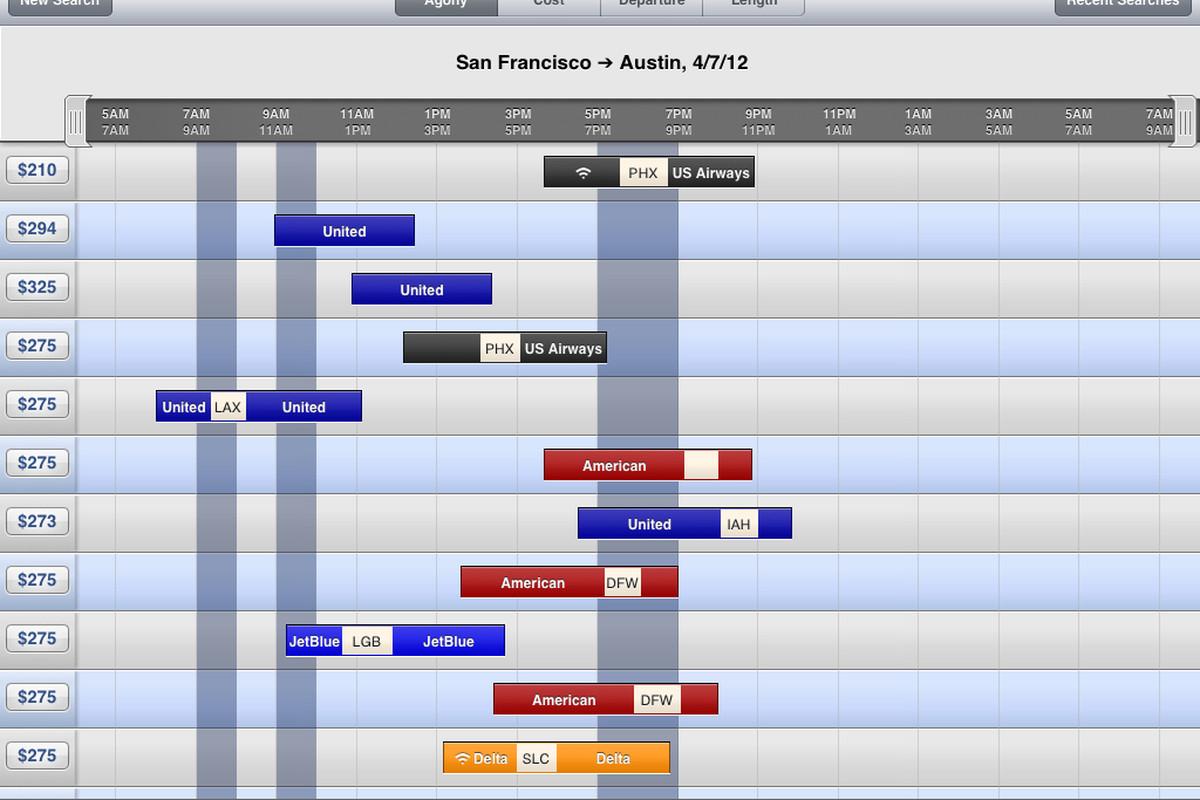 hipmunk calendar