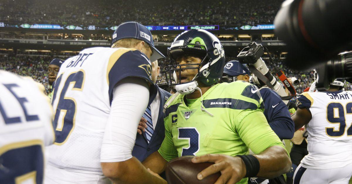 Sunday Night Football live thread: Seahawks vs. Rams