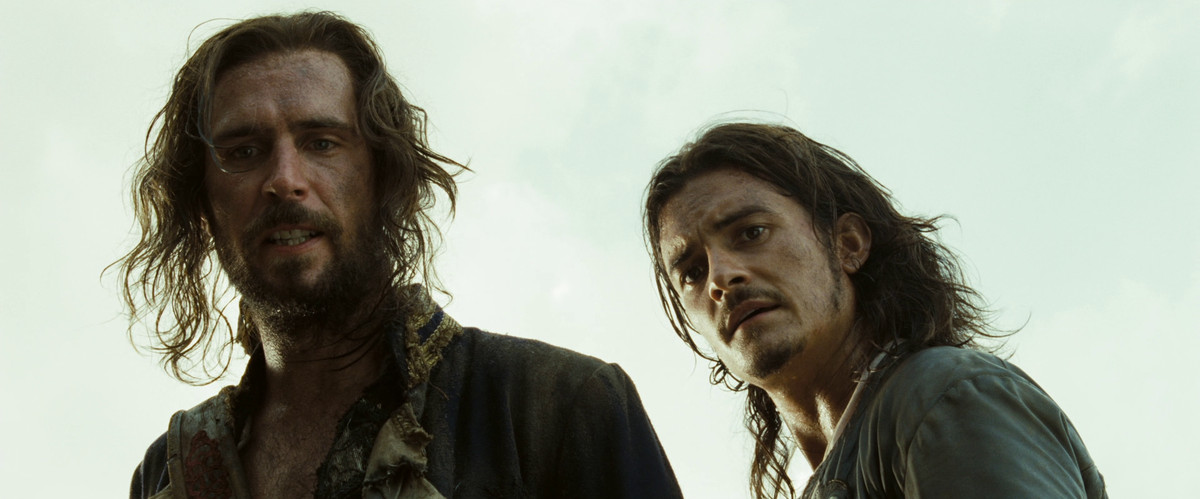 norrington and will in dead man's chest