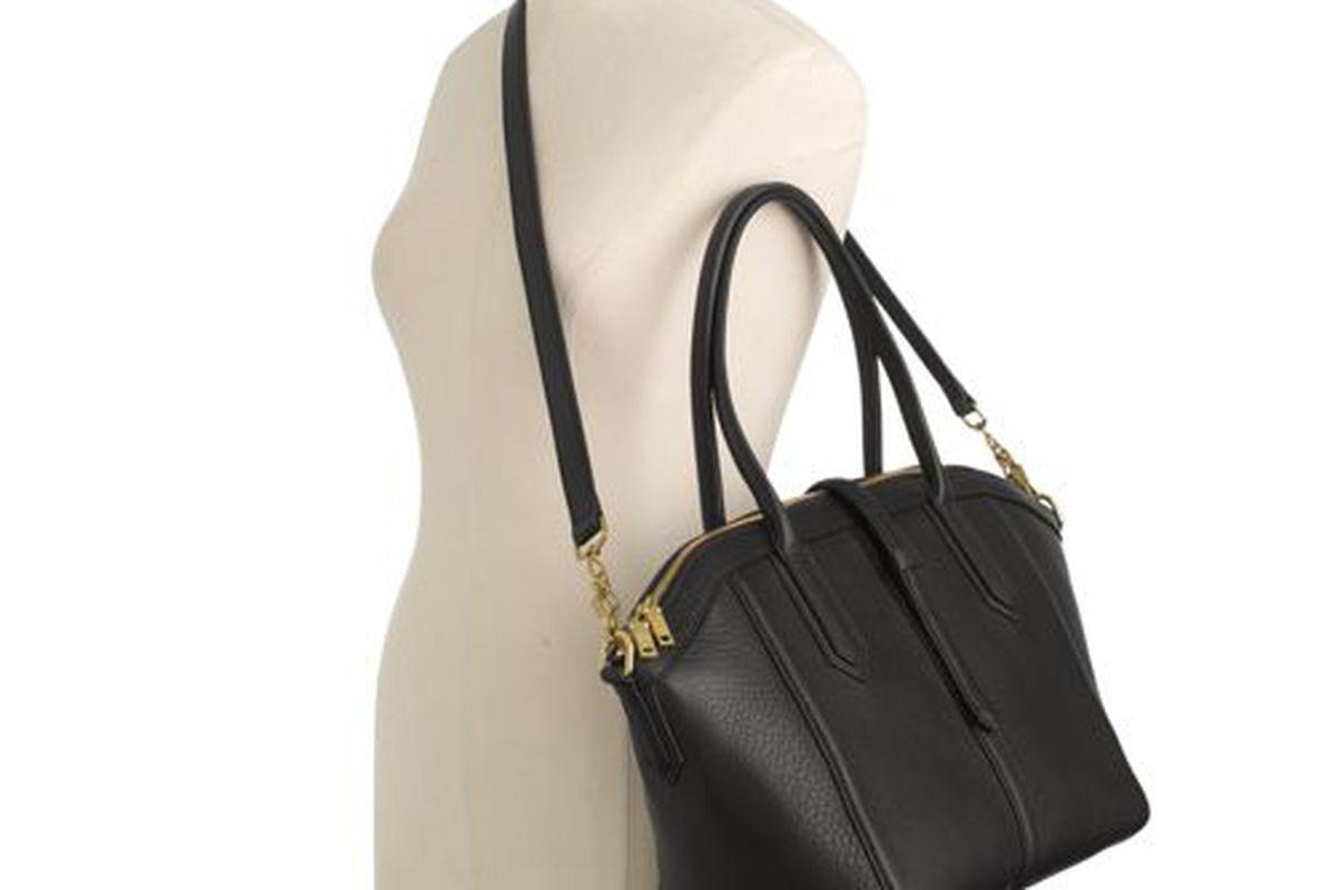"Tartine satchel, <a href=""http://www.jcrew.com/womens_category/handbags/PRDOVR~03272/03272.jsp"">$325</a> at J.Crew"